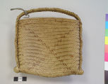 Front View of Woven Bag