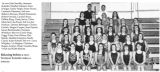 Women's Swimming Team Photo, 1993-1994