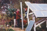 Fixing the Solar Panels 1997 16 16